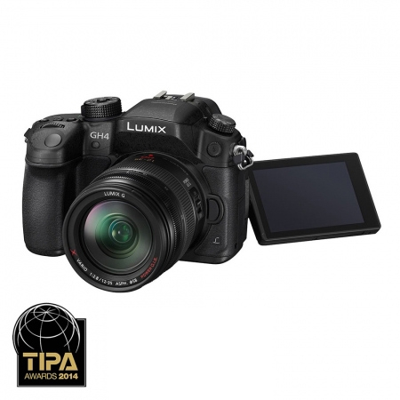 Panasonic Aparat MirrorLes Lumix DMC-GH4 - 4K Kit G Vaio 12-35mm/F2,8  ASPH Power O.I.S RS125012136