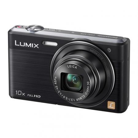 Panasonic Aparat foto DMC-SZ9 negru 16.1 Mpx Zoom 10x WiFi RS125003826