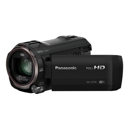 Panasonic HC-V770 - camera video Full HD, zoom optic 20x