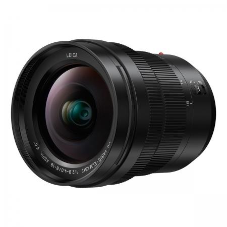 Panasonic Leica DG Vario-Elmarit 8-18mm F2.8-4, montura MFT, negru