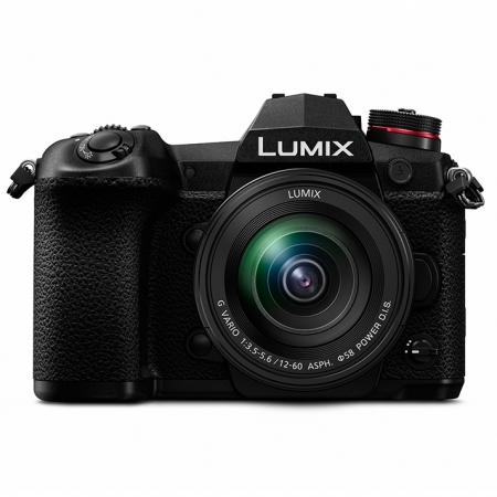 Panasonic Lumix DC-G9 Kit Lumix 12-60mm f/3.5-5.6