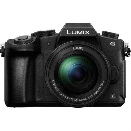 Panasonic Lumix DMC-G80M Kit G Vario 12-60mm f/3.5-5.6 ASPH. Power O.I.S