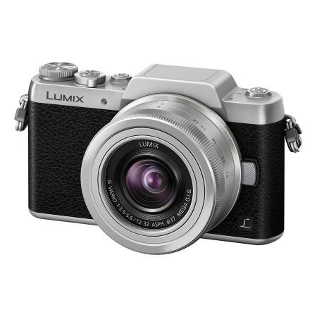 Panasonic Lumix DMC-GF7 silver + obiectiv 12-32mm F3.5-5.6 RS125016989