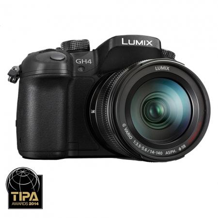 Panasonic Lumix DMC-GH4 - 4K Kit G Vario 14-140mmm / F3.5-5.6 ASPH Power O.I.S - RS125011084-1