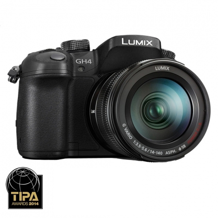 Panasonic Lumix DMC-GH4 kit G Vario 14-140mm ASPH Power O.I.S