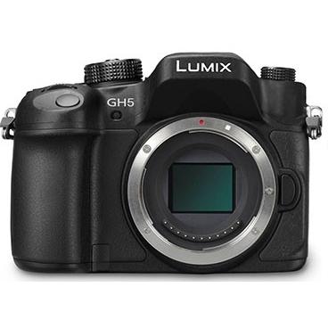 Panasonic Lumix DMC-GH5 Body - negru