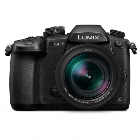 Panasonic Lumix DMC-GH5 Kit 12-60mm f2.8-4 Leica Vario Elmarit DG O.I.S RS125033135