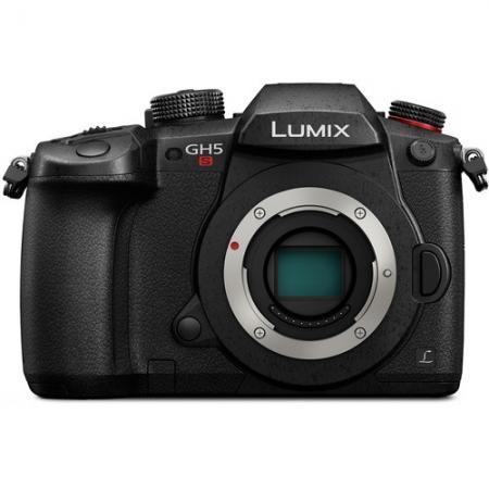 Panasonic Lumix DMC-GH5S Body, negru
