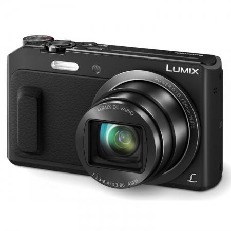 Panasonic Lumix TZ57 Negru