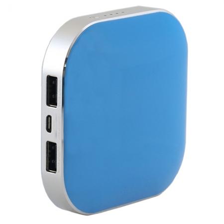 Panasonic Smart Power Alpha - Baterie externa 9000mAh, Albastru