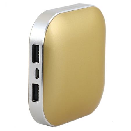 Panasonic Smart Power Alpha - Baterie externa 9000mAh, Auriu