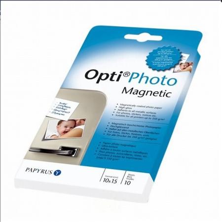 Papyrus Opti Photo - hartie foto magnetica 10x15cm 10 coli