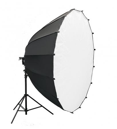 Dynaphos Parabolic softbox 120cm - reflective type, Bowens mount