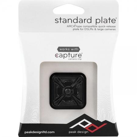 Peak Design - Placuta standard 4-way compatibila Arca