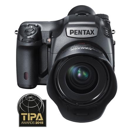 Pentax 645Z kit cu DFA 645 55mm f/2.8