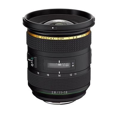 Pentax DA* 11-18mm f/2.8 HD