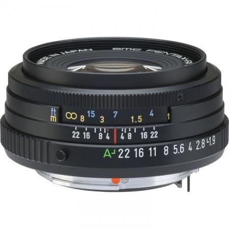 Pentax FA 43mm F1.9 SMC Limited