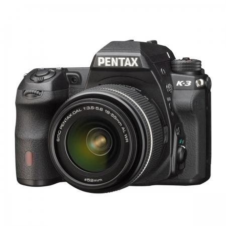 Pentax K-3 18-55mm F3.5-5.6 WR SMC DAL