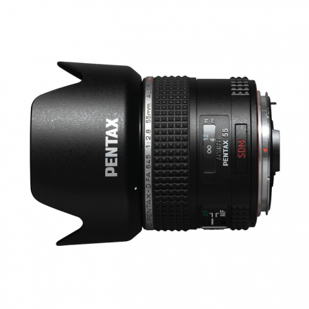 Pentax SMC D-FA 645 55mm f/2.8
