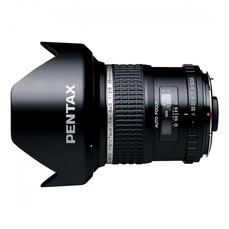 Pentax SMC FA 645 35mm f/3.5 AL (IF)