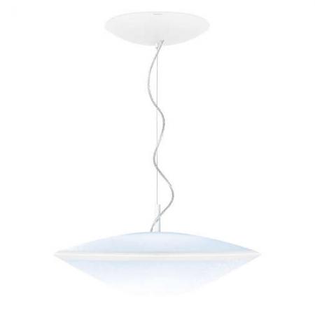 Philips Hue Phoenix - Lustra inteligenta LED, Wi-Fi, lumina alba reglabila
