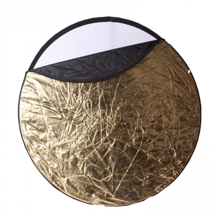 Phottix 5 in 1 Light Multi Collapsible Reflector - blenda 5in1, 56cm