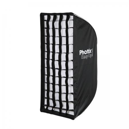 Phottix Easy Up - umbrela  softbox cu grid 40x90 cm