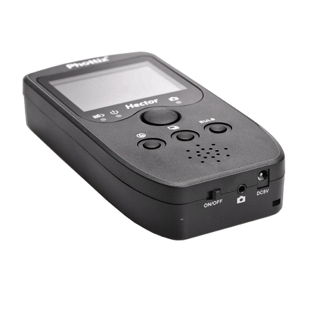 Phottix Hector Live-view wired remote set for Canon