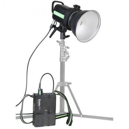 Phottix Indra 500 TTL Studio Light + Battery Pack Kit EU