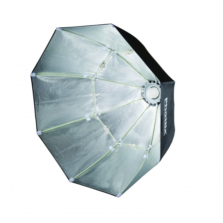 Phottix Luna Deep Octa - octobox pliabil 100cm, montura Bowens