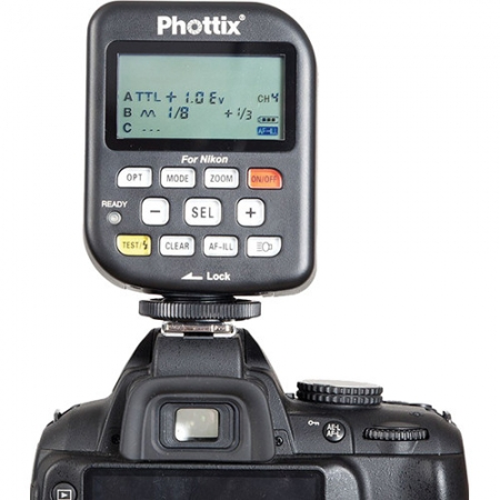 Phottix Odin TTL Flash Trigger Transmitter - transmitator pentru Nikon