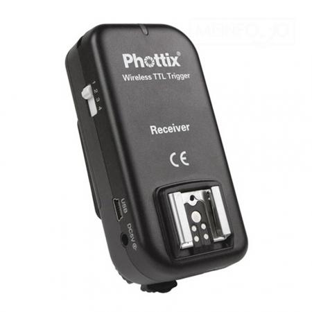 Phottix Odin TTL receptor TTL pentru Canon