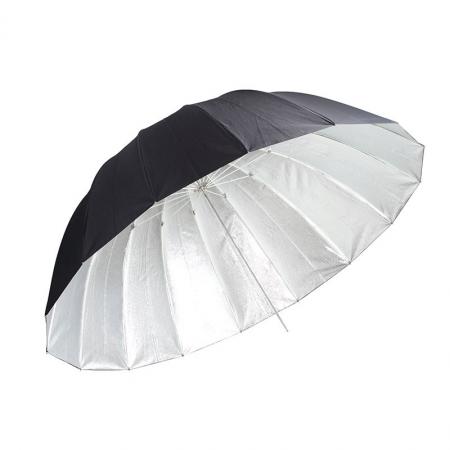 Phottix Para-Pro Reflective Umbrella - umbrela parabolica silver 130cm