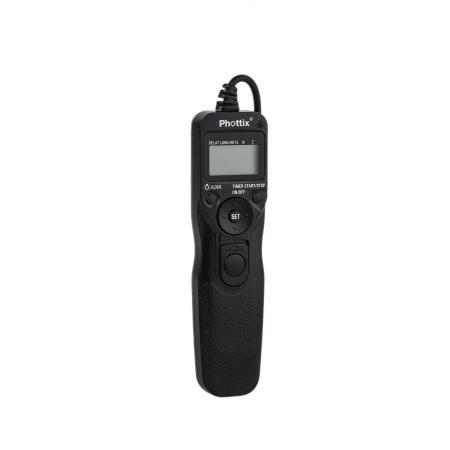 Phottix TR-90 - Telecomanda cu fir C8