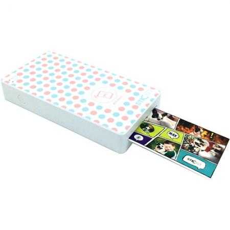 PicKit S1 kit 5 in 1 - Imprimanta mobila, fotografii instant/ stickere