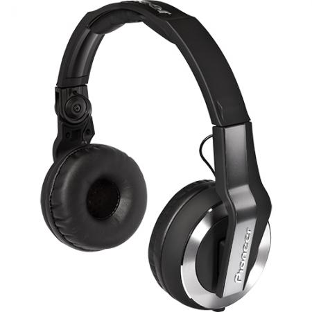 Pinoreer DJ - Casti Audio, Negru