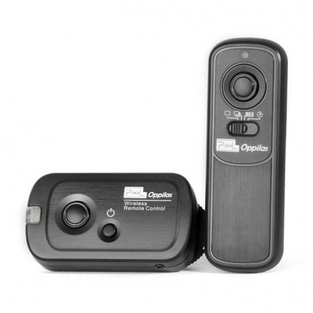 Pixel Oppilas DC0 - telecomanda radio pt Nikon Pro DX SLR