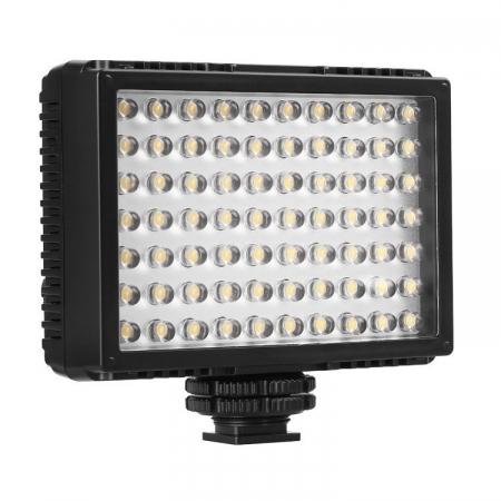 Pixel Sonnon DL-911 - lampa video de camera cu 70 LED-uri (control wireless)