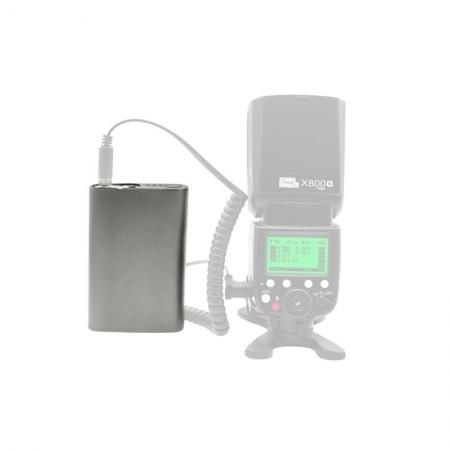Pixel TD-386 - Bateria externa 5200mAh pentru blit-uri Sony