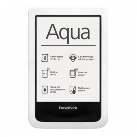 PocketBook Aqua - Alb