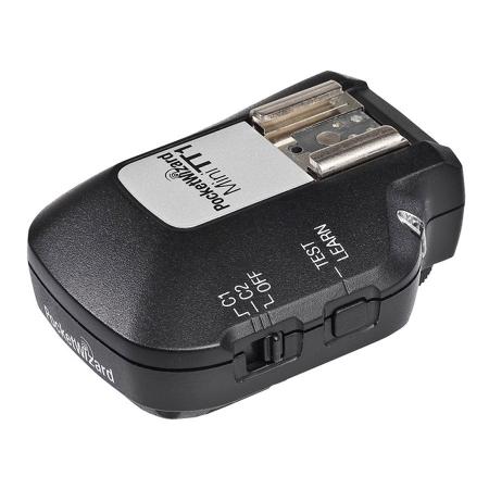 PocketWizard MiniTT1 - transmitator radio pentru Nikon i-TTL