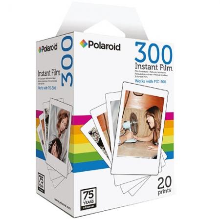 Polaroid 300 - Hartie Foto Instant 20 Bucati 2X3