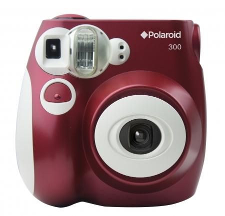 Polaroid 300 rosu - Aparat foto instant