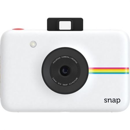 Polaroid Instant Snap Digital - Camera foto, 10MP, Alb