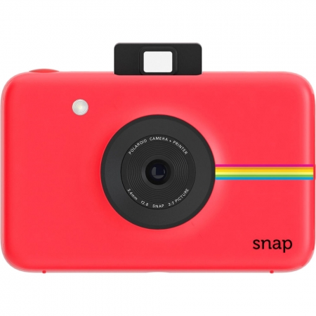 Polaroid Instant Snap Digital - Camera foto, 10MP, Rosu
