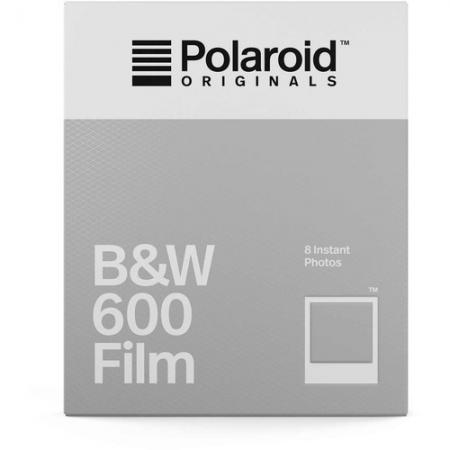 Polaroid Originals - Film B&W pentru 600