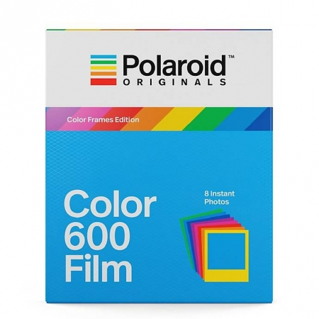 Polaroid Originals - Film color, margini colorate pentru 600