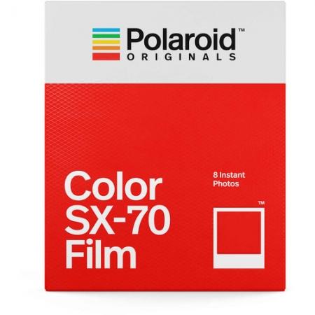 Polaroid Originals - Film color pentru SX-70