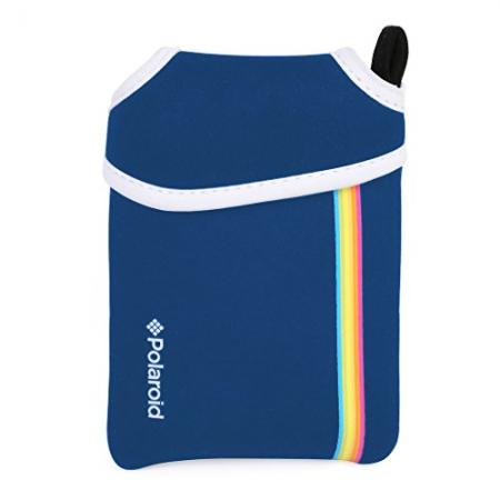 Polaroid Husa Neopren pentru Snap Instant Camera, Albastru
