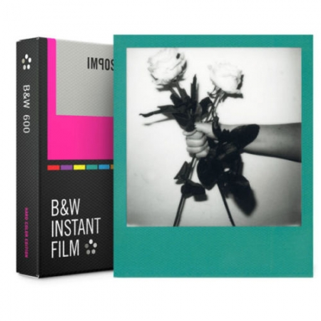 Impossible - Film B&W pentru 600, Hard Color Frames